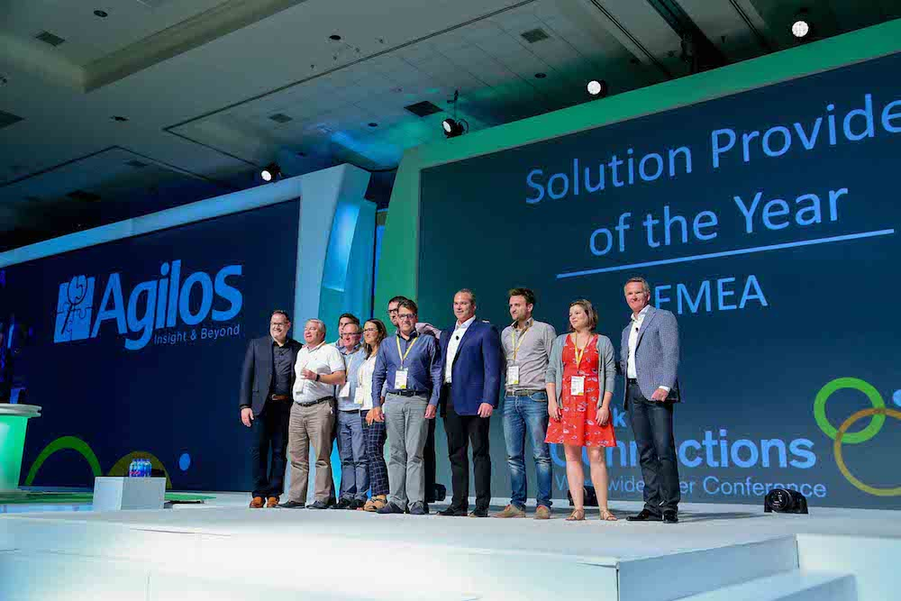 Agilos receives EMEA Solution Provider of the Year Award at Qonnections 2017_NL.jpg